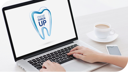 Take the Sensodyne Online Check Up